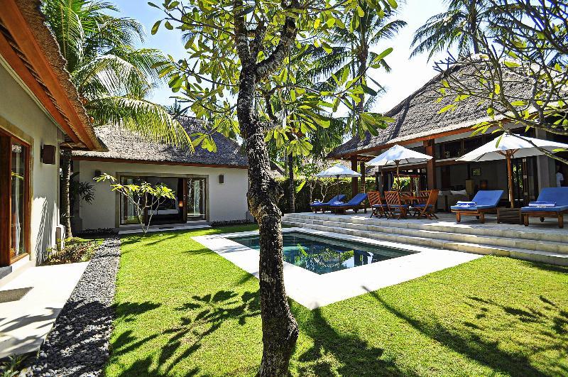 The Villa area - Villa Sasoon,  Luxury Villa Resort - Candidasa - rentals
