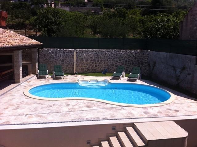Swimming pool - Villa Hedera IV - Dubrovnik - rentals