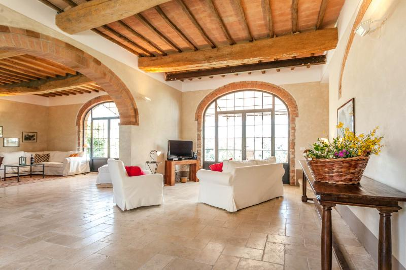 Villa Ferranino Townhouse -Brunelleschi - Image 1 - San Giovanni d'Asso - rentals