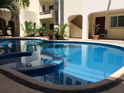 1 BDR PENTHOUSE, Downtown, Playa del Carmen PK27 - Image 1 - Playa del Carmen - rentals
