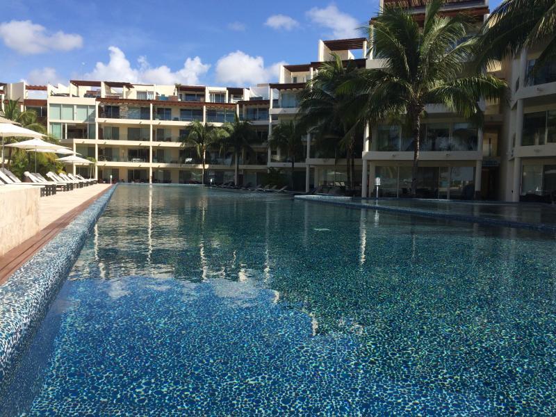 The Elements 114 Ocean Front, Playa del Carmen - Image 1 - Playa del Carmen - rentals