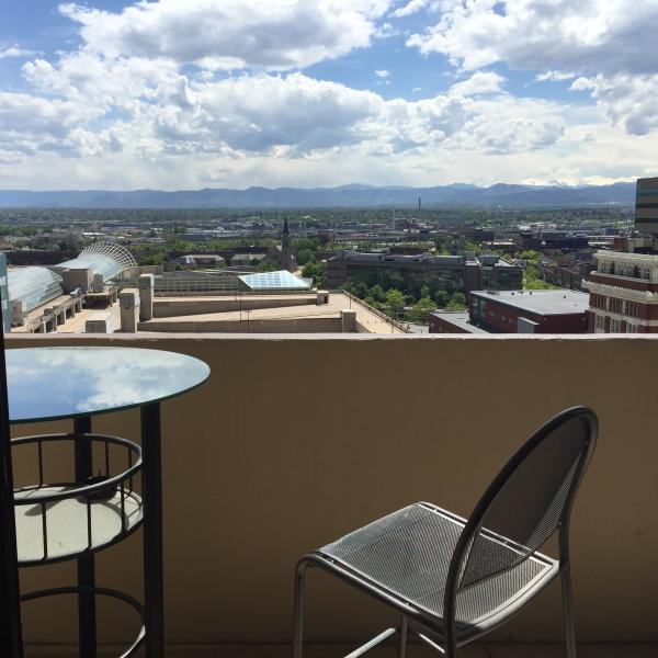 Downtown  16 Street Mall-Convention Center, pool - Image 1 - Denver - rentals