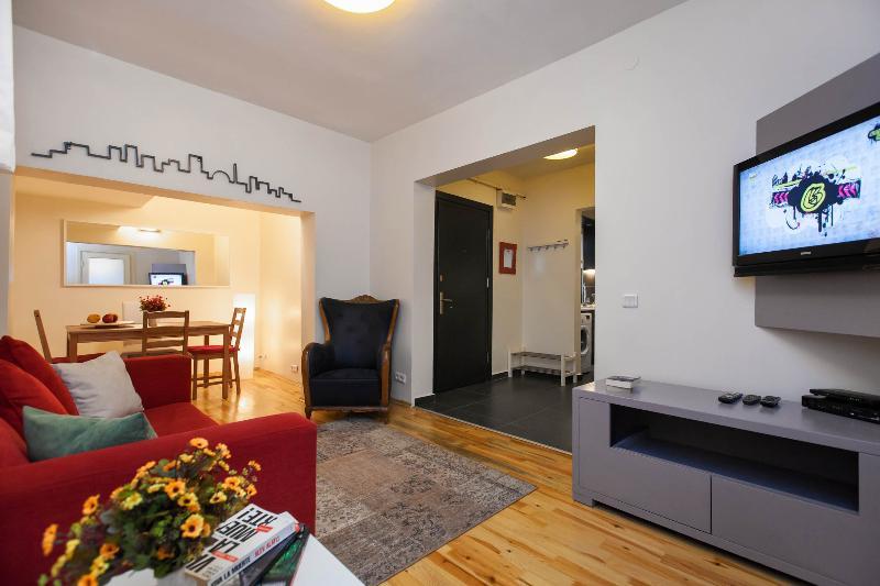 120 Çukurcuma Flat 2 Bedrooms - Image 1 - Istanbul - rentals