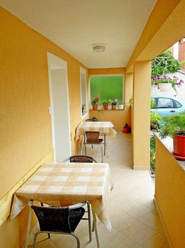 Apartment Branimir - 14381-A1 - Image 1 - Nin - rentals