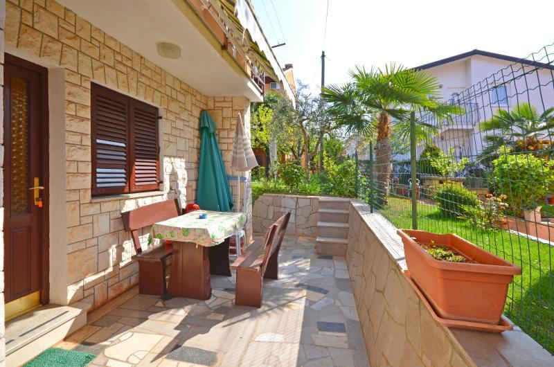 Apartments Hilmija - 73131-A2 - Image 1 - Novigrad - rentals