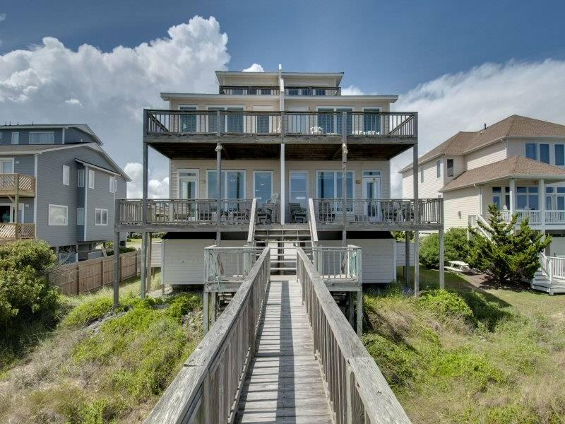 Star Deck West - Image 1 - Emerald Isle - rentals