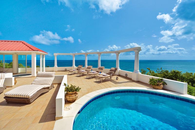 Terrasse De Mer, Sleeps 8 - Image 1 - Terres Basses - rentals