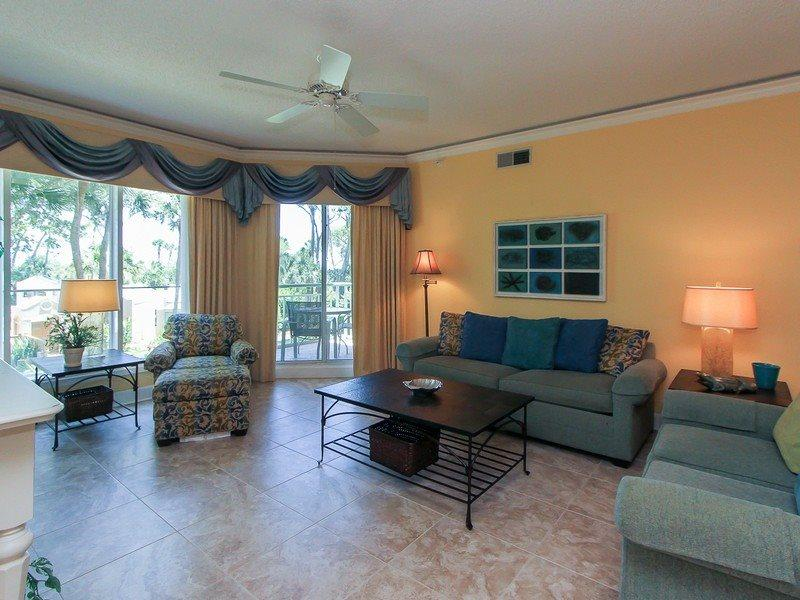 106 Windsor Place - Spacious 2 bedroom Palmetto Dunes Vacation Rental - 106 Windsor Place - Palmetto Dunes - rentals