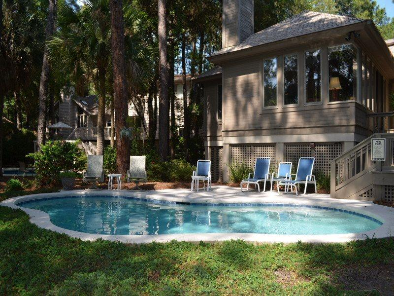 167 Mooring Buoy - 5 bedroom Palmetto Dunes Vacation Home Rental - 167 Mooring Buoy - Palmetto Dunes - rentals