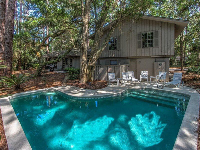 4 Cedar Wax Wing - 4 bedroom Sea Pines Vacation Home on Hilton Head Island - 4 Cedar Wax Wing - Sea Pines - rentals