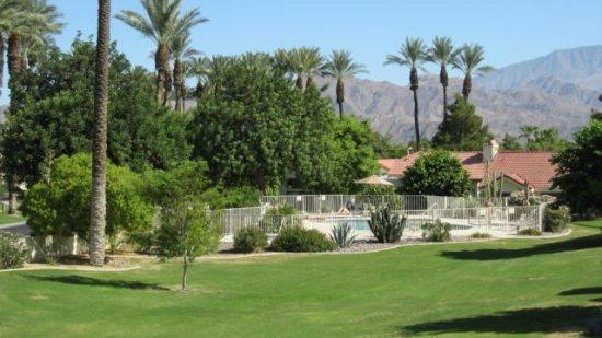 Steps from Pool and Spa - GAL3 - Silver Sands Racquet Club - 2 BDRM, 2 BA - Palm Desert - rentals