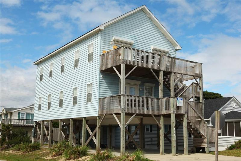 Kingfisher - 416 West Atlantic - Image 1 - Atlantic Beach - rentals