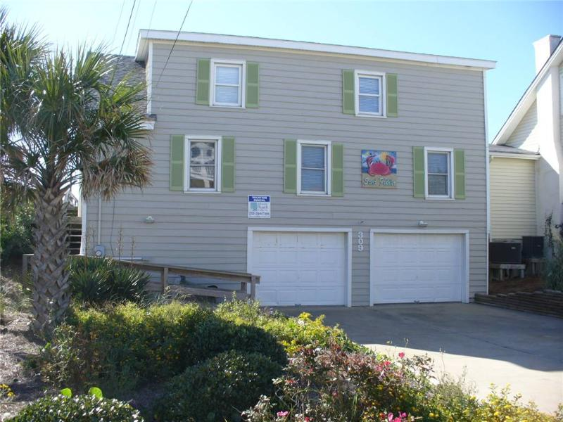 Sandfiddler - 309 W. Boardwalk - Image 1 - Atlantic Beach - rentals