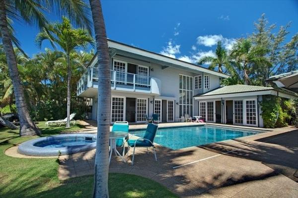 Alii Princess Estate - amazing view, w/ pool - Image 1 - Lahaina - rentals