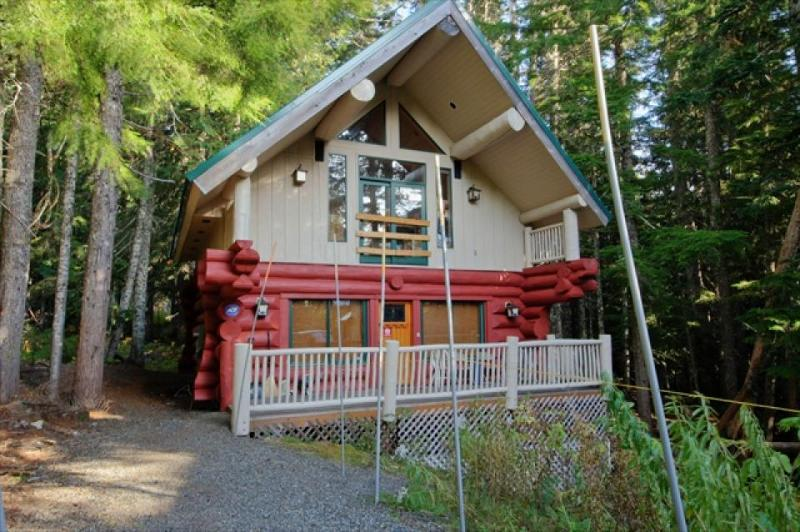 Pet-friendly cabin near Timberline with hot tub, sleeps 12! - Image 1 - Government Camp - rentals