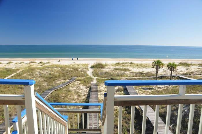 TAKE FIVE - Image 1 - Saint George Island - rentals