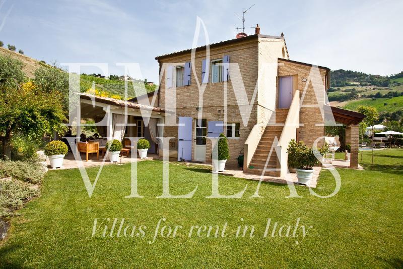 San Rustico 8+1 - Image 1 - Ascoli Piceno - rentals