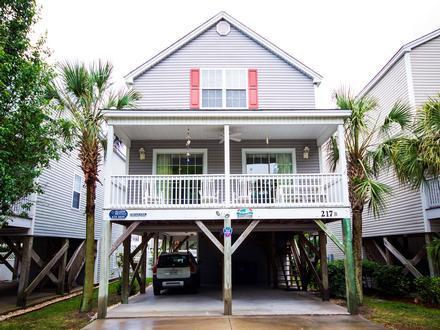 Calypso Cottage - Image 1 - Surfside Beach - rentals