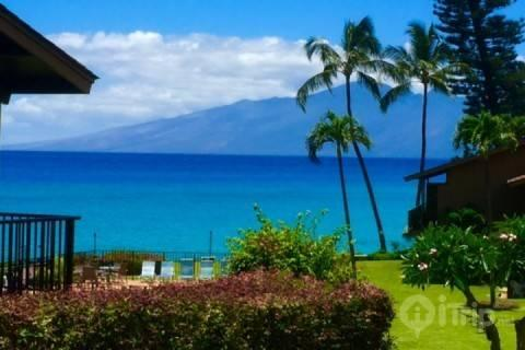 Stunning ocean and the island of Molokai views - Polynesian Shores 1 bedroom / 1 bath - Ka'anapali - rentals