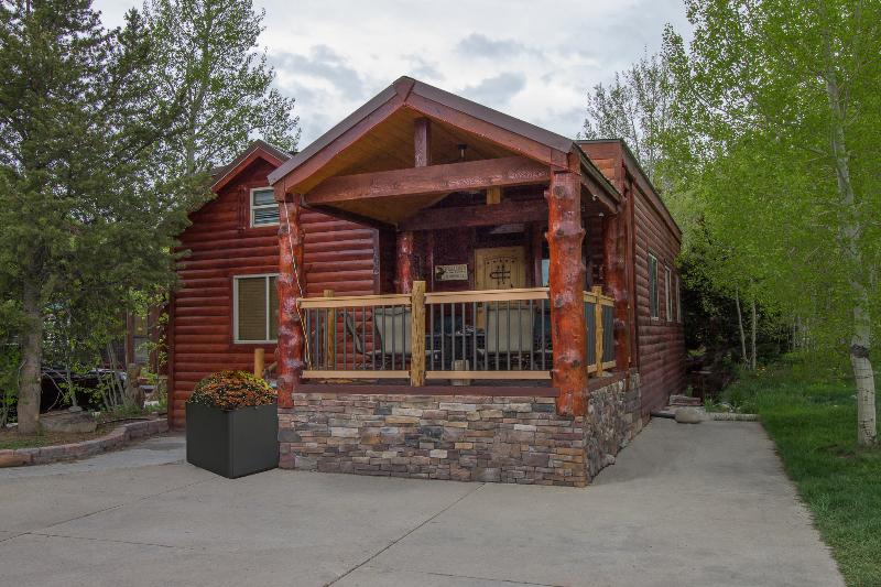 New 3 bedroom cabin 5 minutes to Breckenridge - Image 1 - Breckenridge - rentals