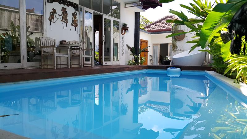 The Omahqu 3 Bed Room with SPool & Billiard Table - Image 1 - Denpasar - rentals