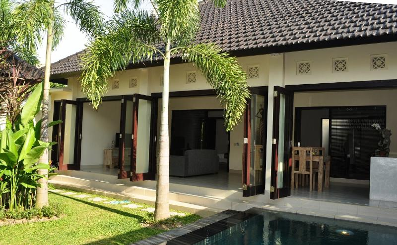 The villa is comfortable and well located - GREAT VALUE 2 Bedroom Villa in SEMINYAK - Seminyak - rentals