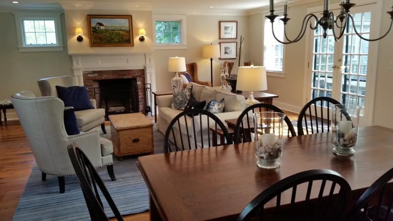 "Gorgeous New ""Antique"" Home on Quiet Side Street a - Image 1 - Nantucket - rentals"