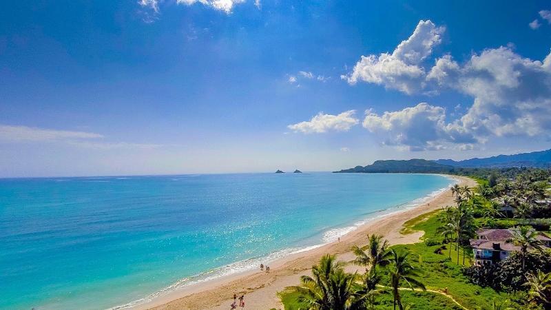 Kailua Beachfront - All New Apartment! - Image 1 - Kailua - rentals