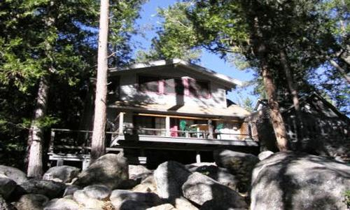 1 Bedroom,1 Bath, Sleeps 2, Wifi, No pets: Large deck, wood burning stove, near Humber Park - Birdsong - Idyllwild - rentals