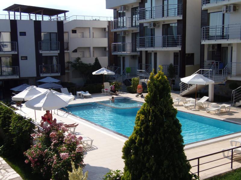 Sea View Apartment in New Line Village complex - Image 1 - Sunny Beach - rentals