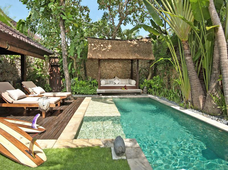 Villa Kubu - Premium one bedroomVilla - Pool with garden bale - Villa Kubu 10 - Seminyak - rentals