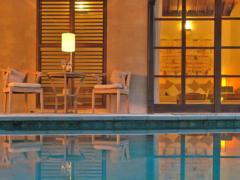 Villa Kubu - Premium spa one bedroom villa - The perfect place to relax at night - Villa Kubu 11 - Seminyak - rentals