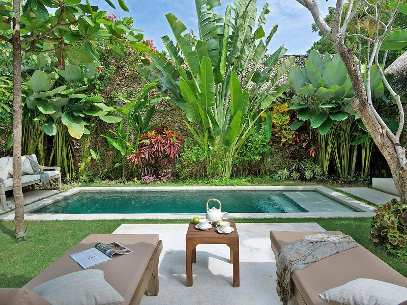 Villa Kubu - Superior one bedroomVilla - Private sunloungers by the pool - Villa Kubu 14 - Seminyak - rentals