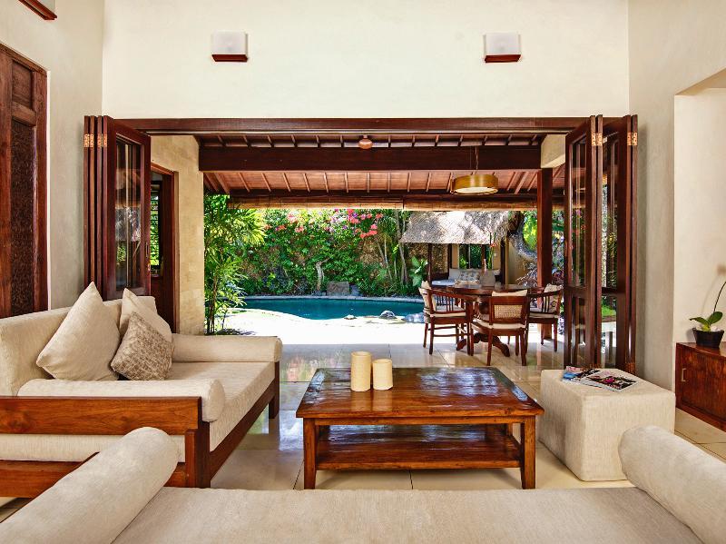 Villa Kubu 9 livingroom - Villa Kubu 9 - Seminyak - rentals