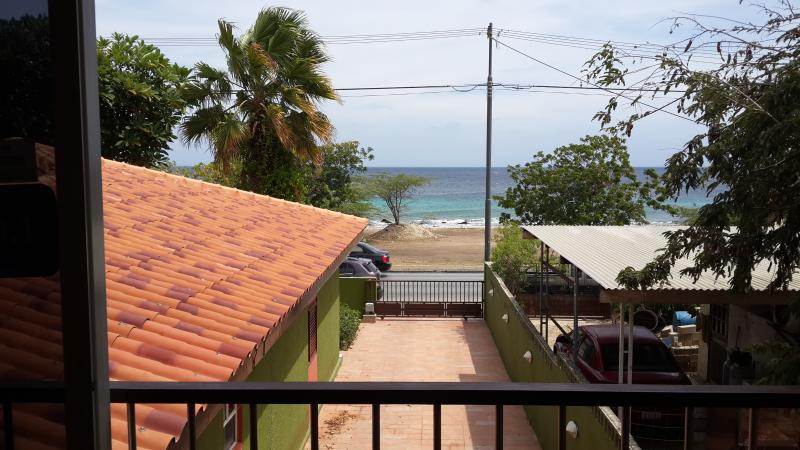 Balcony view from studio - 2013 /2014 Award winner Ocean view Studio !!! - Willemstad - rentals
