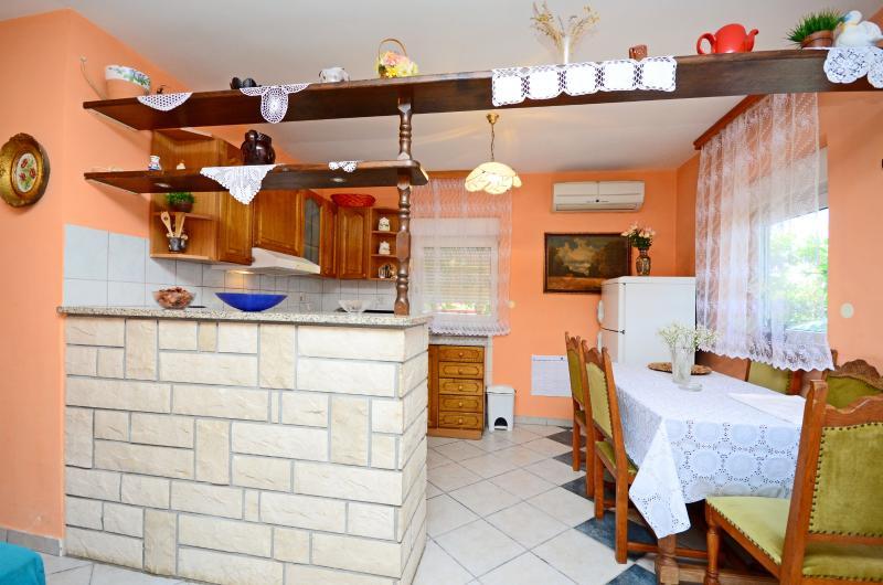 Apartment Janja - 85431-A1 - Image 1 - Krk - rentals