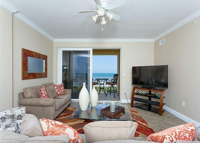 Welcome to Surf Club III 515! - Surf Club III 515 Beach Front, 3 Bedrooms, 2 pools, elevator, wifi - Palm Coast - rentals