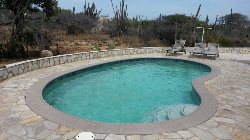 Villa Stones and Garden with Pool - Image 1 - Paradera - rentals
