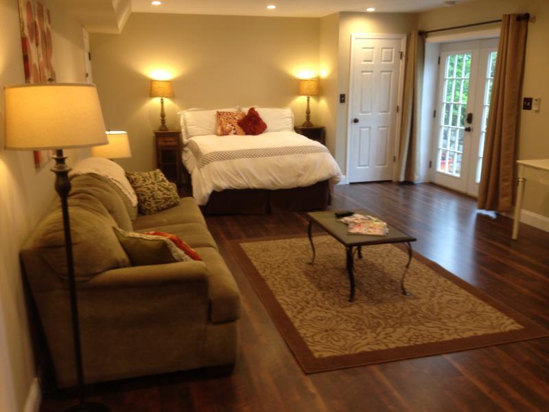 Short Term Rental Studio Apartment - Image 1 - Lynchburg - rentals