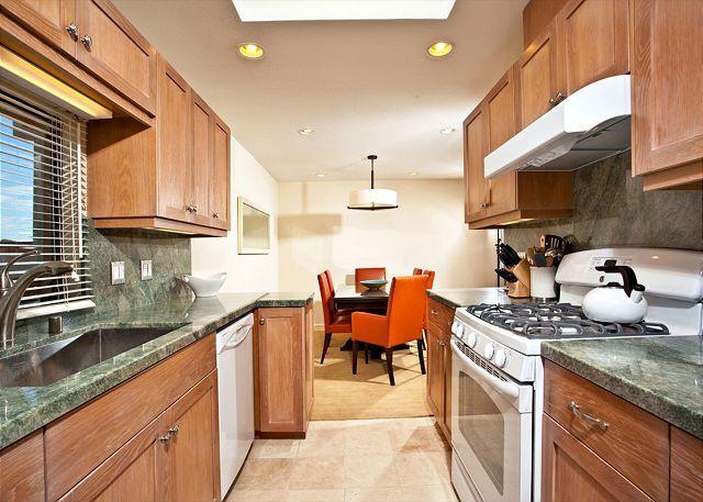 Kitchen - 2 Bedroom, 2 Bathroom Vacation Rental in Solana Beach - (SBTC336) - Solana Beach - rentals