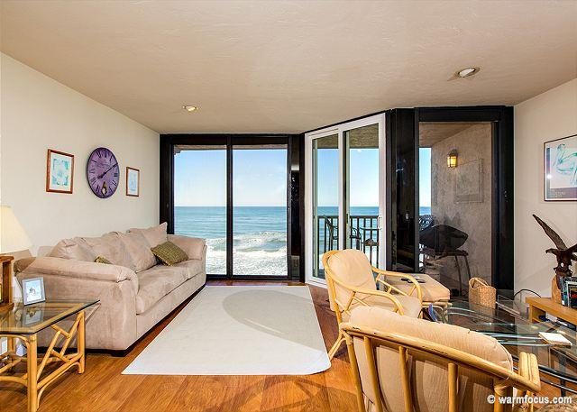 1BR Oceanfront Condo DMST30 - Image 1 - United States - rentals