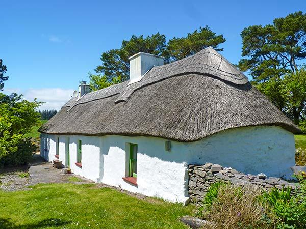 MICK MOORE'S COTTAGE , family friendly, character holiday cottage, with a garden in Lismore, County Waterford, Ref 4611 - Image 1 - Lismore - rentals