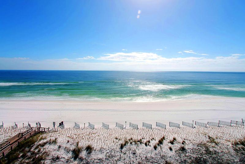 Island Princess 710-AVAIL 8/7-8/14**10% OFF SumMeR*NEW Flatscreen**3BR/3BA GulfFRONT - Image 1 - Fort Walton Beach - rentals
