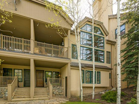 Welcome to Saddle Ridge Villas in Exclusive Gated Beaver Creek Gated Community - Platinum Rated 3BR SaddleRidge Villa, Ski In/Ski Out, Beaver Creek Village - Beaver Creek - rentals