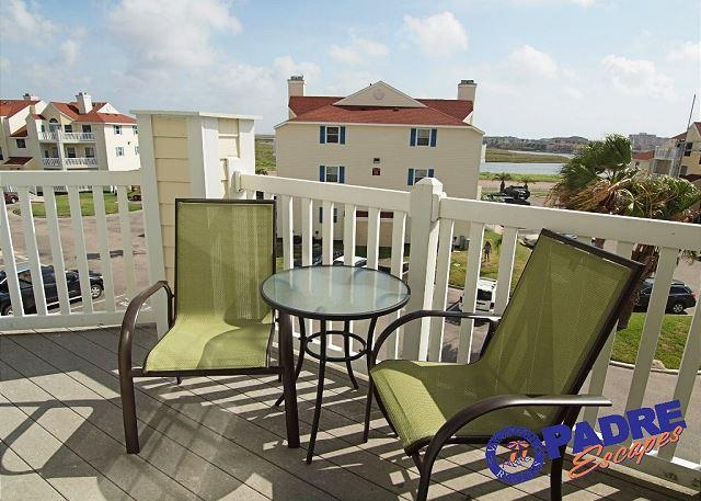 Enjoy the view from this beautiful 3rd floor condo! - Image 1 - Corpus Christi - rentals