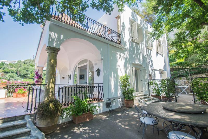 Villa le Statue - Image 1 - Capri - rentals