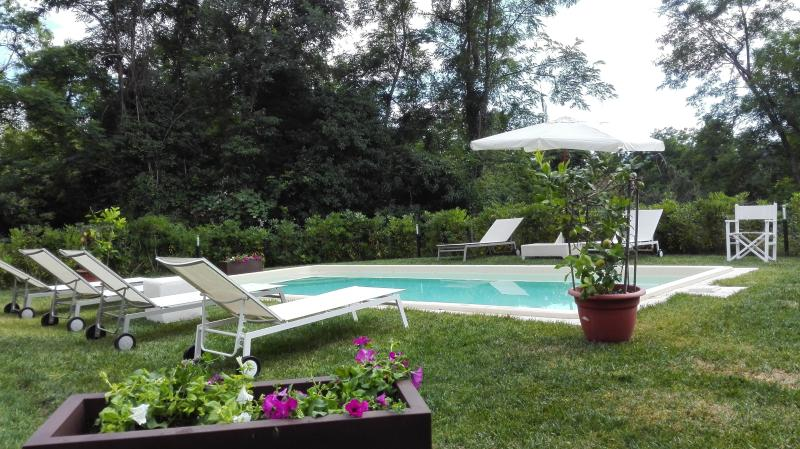 swimming pool - Il Castagno Country House Versilia - Camaiore - rentals
