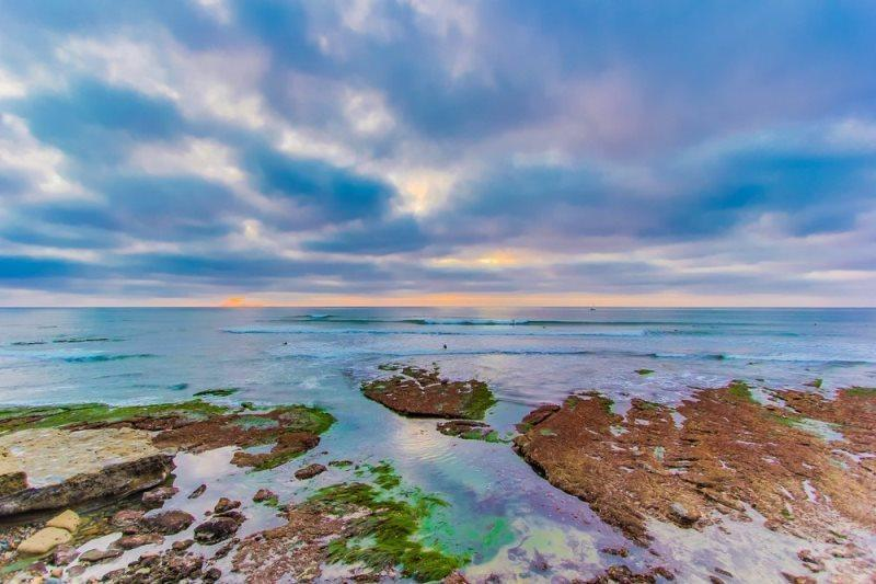 Walk a few blocks to Sunset Cliffs and enjoy some spectacular sunset views! - Bonaire's Ocean View Studio - Dog friendly with a hot tub and fire pit - Pacific Beach - rentals