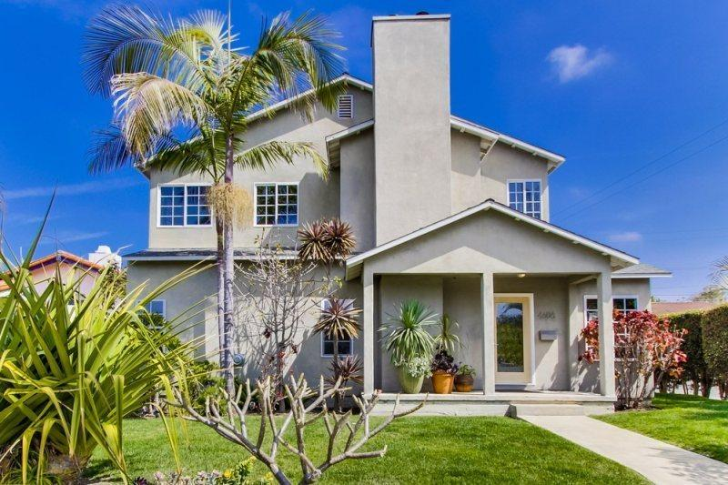 Beautiful home with flush yard and immaculate upkeep. - Beautiful house in Sunset Cliffs! lg Backyard, BBQ, Dog OK, Bikes, Wifi - Pacific Beach - rentals