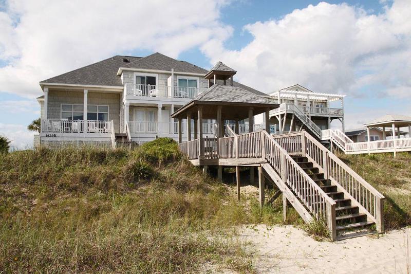 Southern Comfort West 1629 E. Beach Drive - Image 1 - Oak Island - rentals